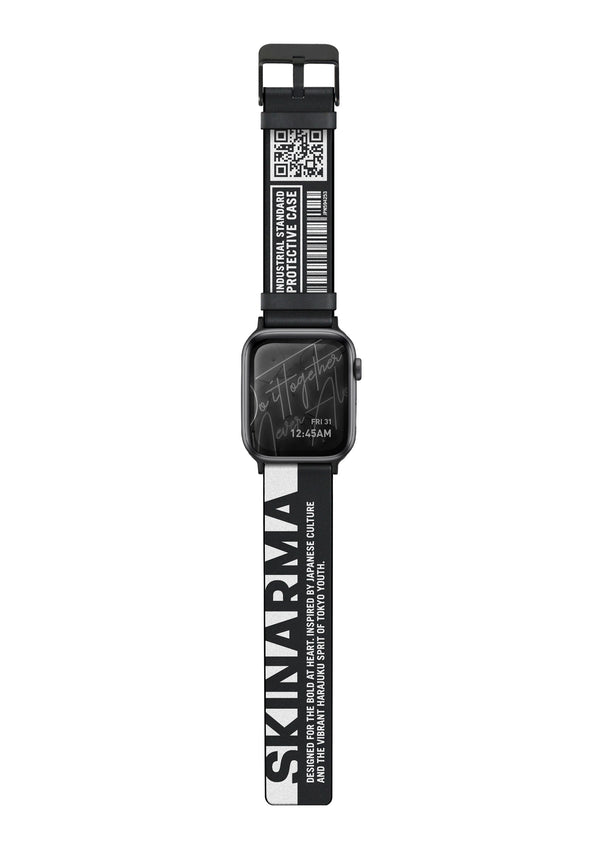 Skinarma | Tekubi Apple Watch Straps White