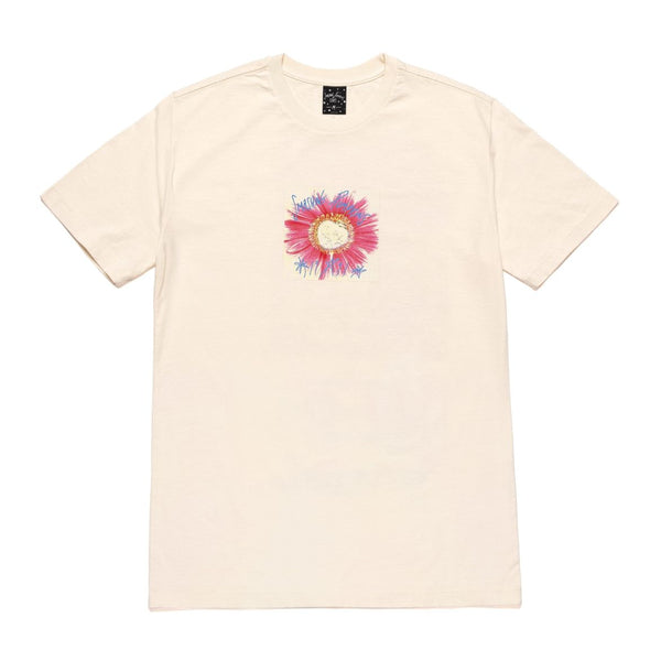 HUF | Window Paine Tee Natural