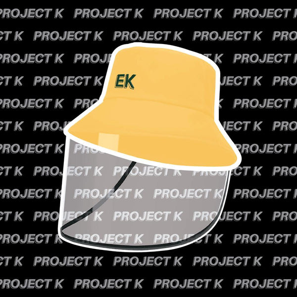 EK | Project K Bucket Hat Yellow
