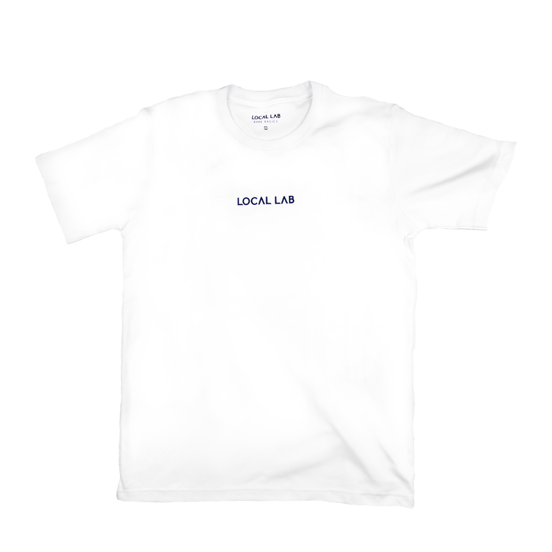 Local Lab | Bare Basic S/S White