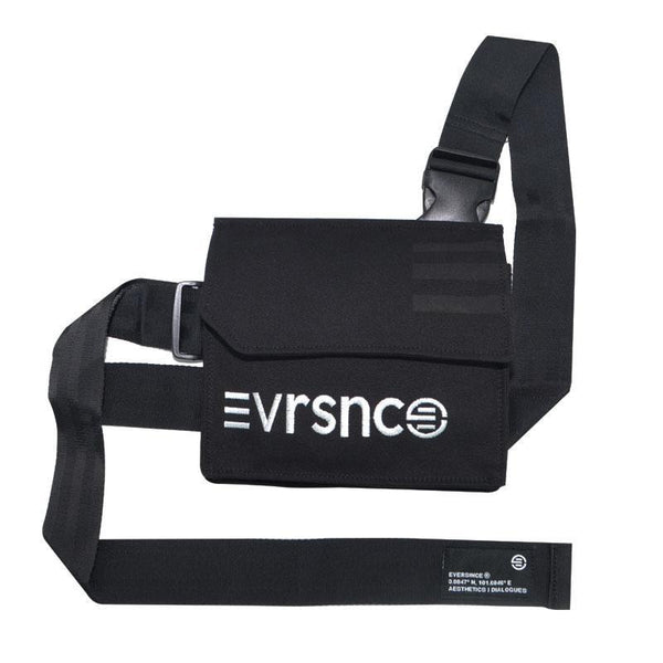 Eversince | Aidtrack Shoulder Bag Black