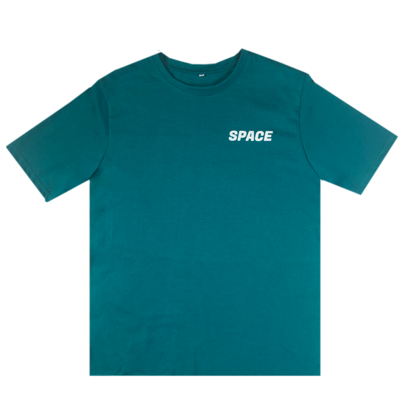 Space | Dice Tee Green