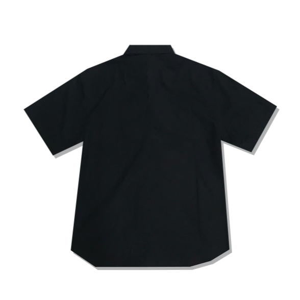 Space | Mechanical Shirt Black