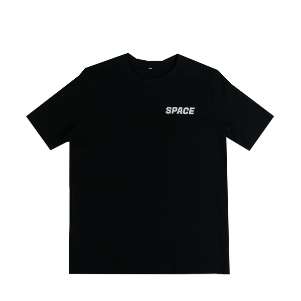 Space | Dice Tee Black
