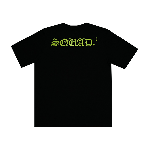 Space | Squad Tee Black