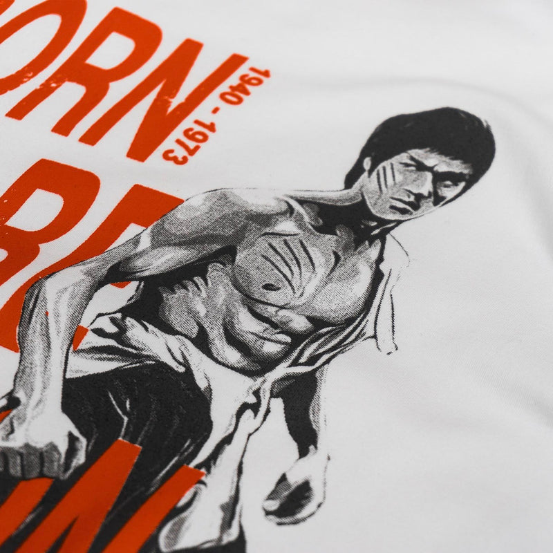 Hippocrate | Legendary Bruce Lee Tee White