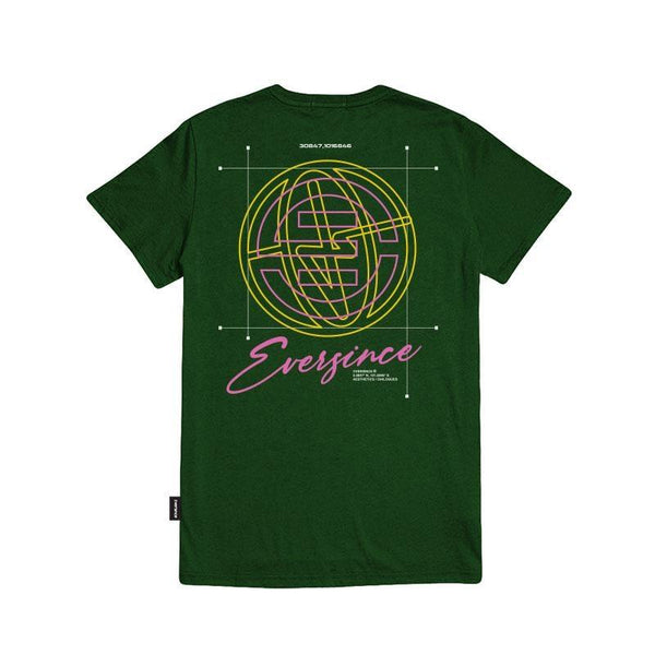 Eversince | Cosmos Tee Green