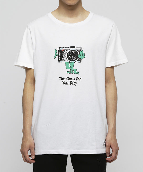 FR2 x Jungles | This Ones For You Tee White
