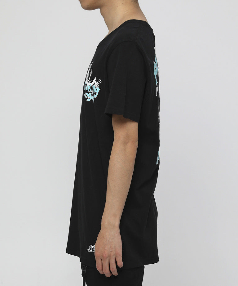 FR2 x Jungles | Safe Sex Tee Black