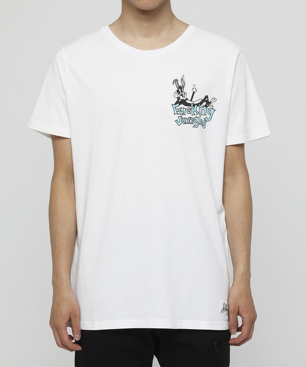 FR2 x Jungles | Safe Sex Tee White