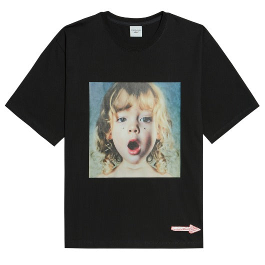 ADLV | Baby Face Jewelry Tee Black