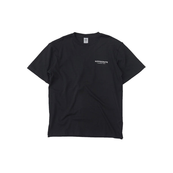 Hippocrate | Essential For The Minimalist Tee Black