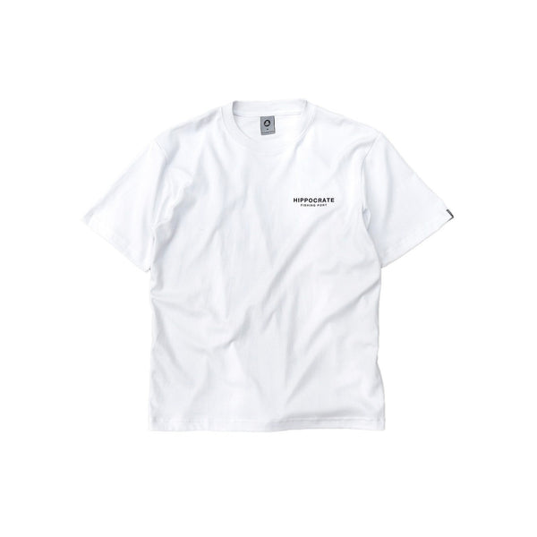 Hippocrate | Essential For The Minimalist Tee White