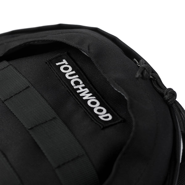 Touchwood | Go-Out Backpack Black