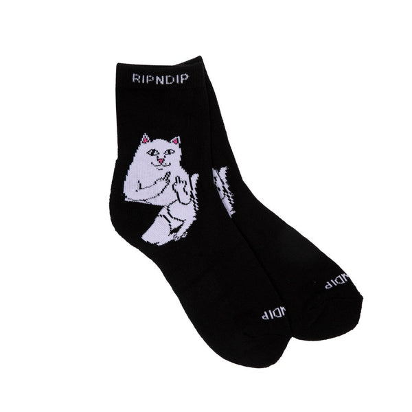 Rip N Dip | Lord Nermal Mid Socks Black