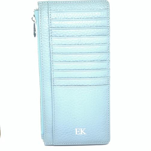 EK | Long Wallet Tiffany Blue
