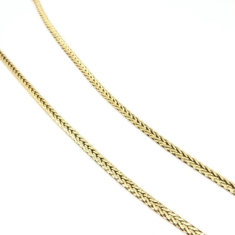 EK | Crombie Gold Chain