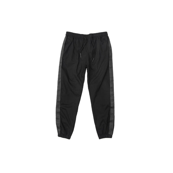 Hippocrate | Classical Strapped Pants Black