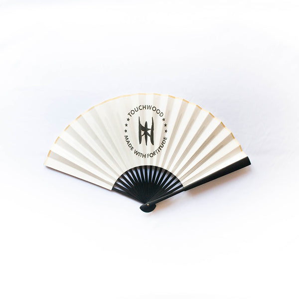 THWD | Made With Fortitude Chinese Folding Fan