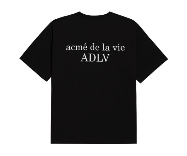 ADLV | Baby Face Rabbit Tee Black