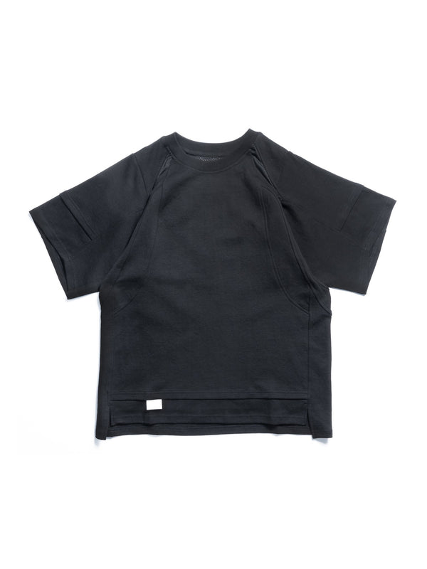 Against x PHYN Stream Tee Black