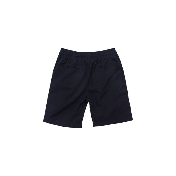 Hippocrate | Classical Strapped Shorts Black