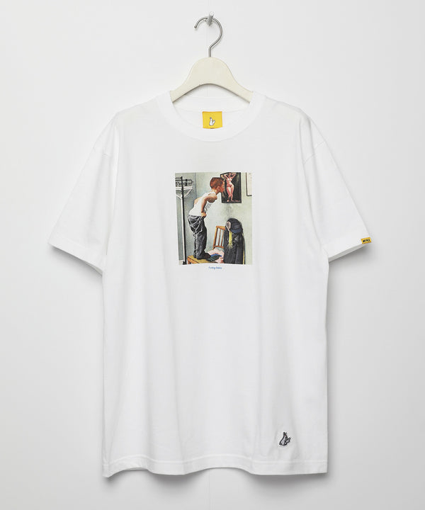 FR2 | The Kids Tee White