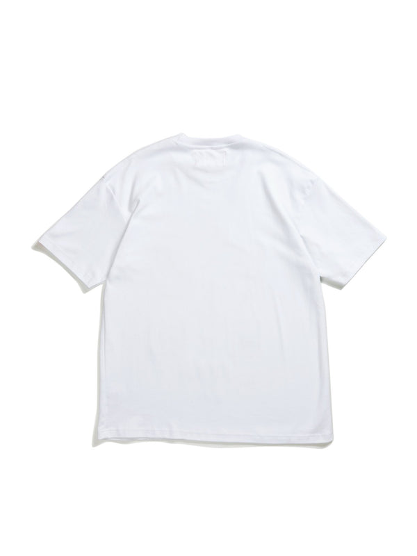 Against Lab | Box Ox Tee White