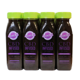 12 BOTTLES,  CBD INFUSED COLD BREW ESPRESSO  --FREE SHIPPING--