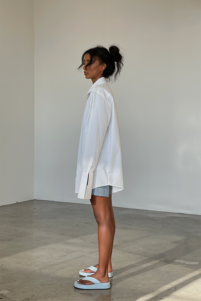 NURIA OVERSIZED BLOUSE