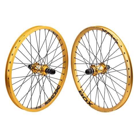 BOX Pro Wheelset 20mm Hollow Hubs