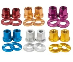 Shadow Conspiracy Alloy Nut Set 3/8