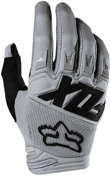 Fox Racing Dirtpaw Gloves Gray