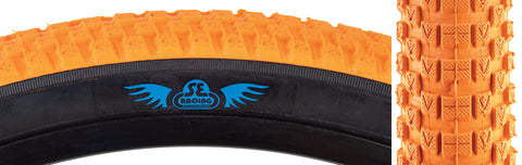 "SE Cub 20""  Orange/Blk Wall"