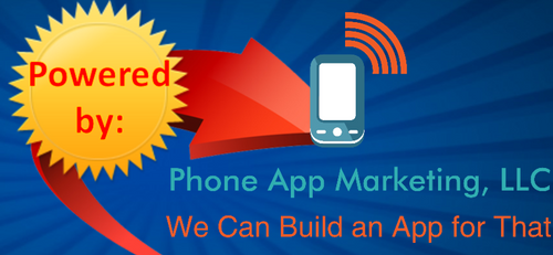 Powered by Phone App Marketing