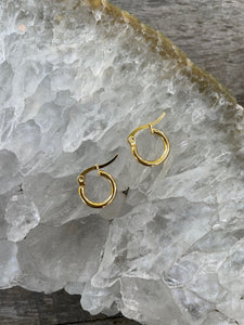 Simple Hoop earring