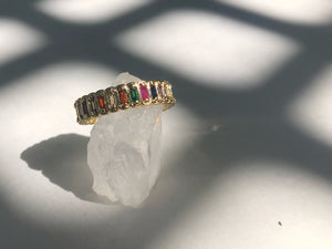 Rainbow Bright Ring