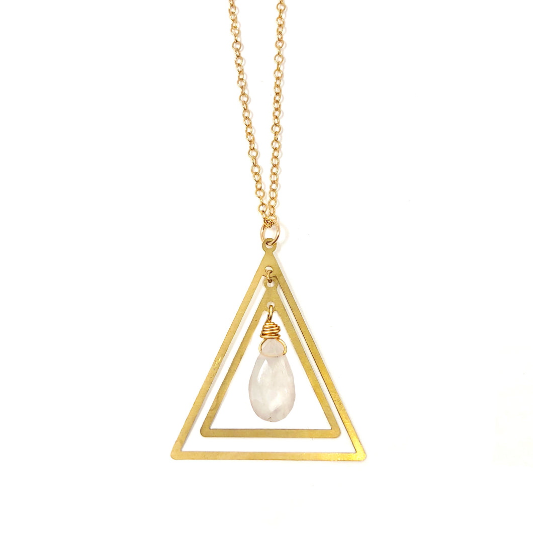 GEMSTONE TRIANGLE - MOONSTONE