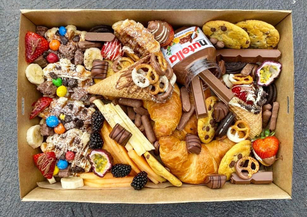 Sweets Grazing box