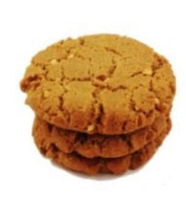 Gluten Free.   PEANUT BUTTER COOKIE