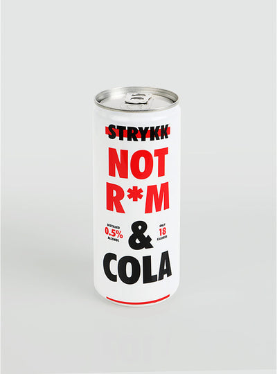 STRYKK NOT R*M & COLA - 12 Pack