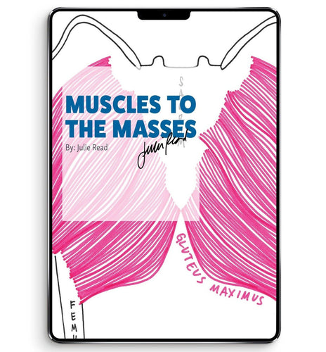 Muscles to the Masses: The Digital Book