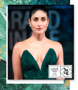 How To Get Kareena's Kohl Rimmed Eyes and Nude Lips Look From Lakme Fashion Week 2020