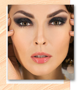 The Perfect Smokey Eye Using Just A Kohl Pencil