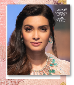Bronzed Eyes, Glass Skin & Glossy Lips Are Trending At Lakmé Fashion Week 2019