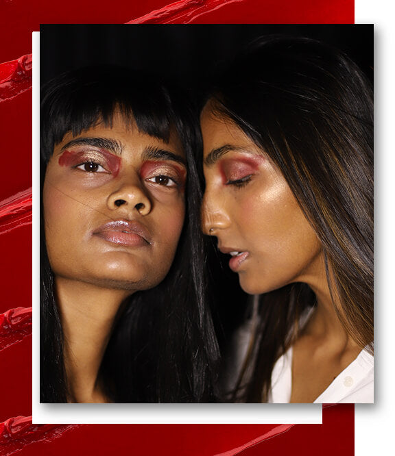 Eye Got It: Pastel, Smokey And Red Eyes At LFW SR '19