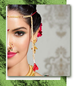How To Wear Green Eyeshadow On Your Wedding Day