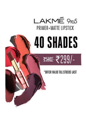 Home | Lakmé India – Lakme India