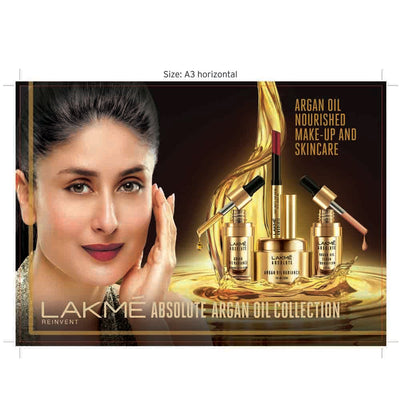Lakmé Absolute Argan Oil Radiance Oil-in-Crème