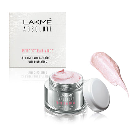 Lakmé Absolute Perfect Radiance Skin Brightening Fairness Day Creme - 50g